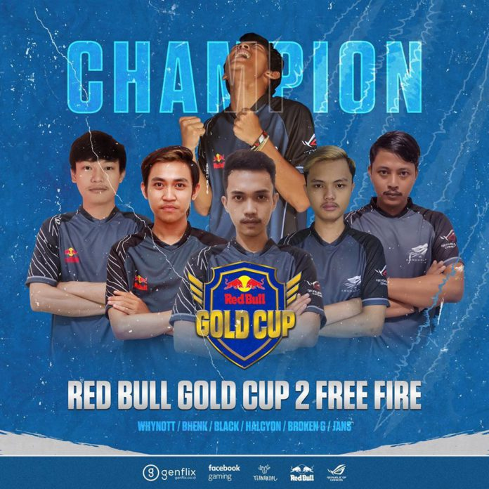 Red bull gold cup